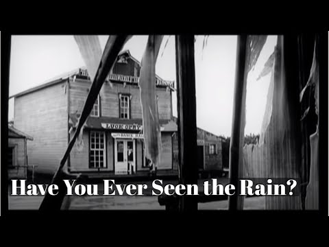 "Paula Nelson and Willie Nelson - ""Have You Ever Seen the Rain?"""