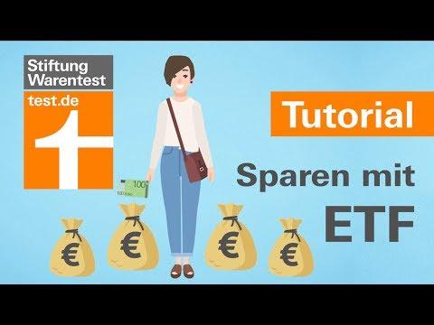 ETF kaufen 2018: Anleitung zum Sparen mit ETFs - in 3 Schritten zur Geldanlage mit ETF Sparplan