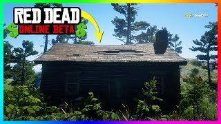 If You Go To This House In Red Dead Online You Can Get Thousands Of Dollars & RARE Gear/Loot! (RDR2) Video