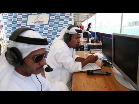 Abu Dhabi Marine Festival F1 Race 2013