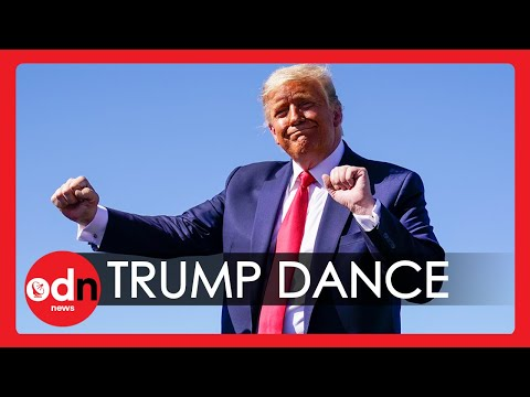 The Trump Dance: US President's Moves Inspire New TikTok Challenge