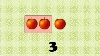 Mucuninha -  Matemática para crianças: números pares e ímpares