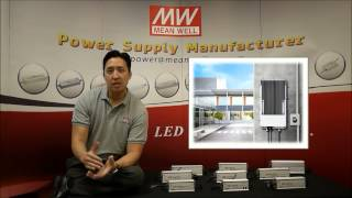 Mean Well HLG-Series LED Power Supply