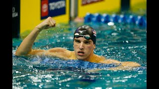 Zach Apple Smashes the Meet Record | Men's 100m Free A Final