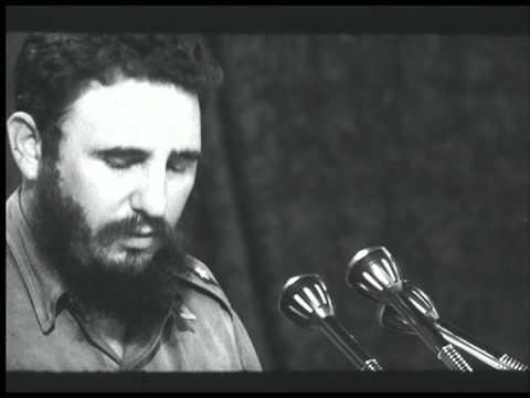 Fidel confirma en televisión la muerte del Che en Bolivia
