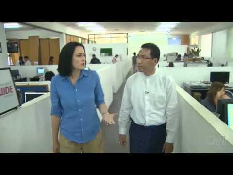 Myanmar's Press Freedom