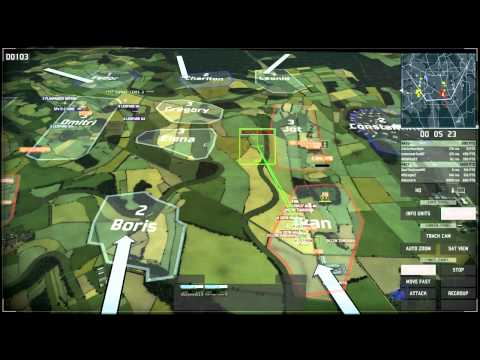 Wargame: European Escalation - Online Domination #2 (Commentary) [HD]