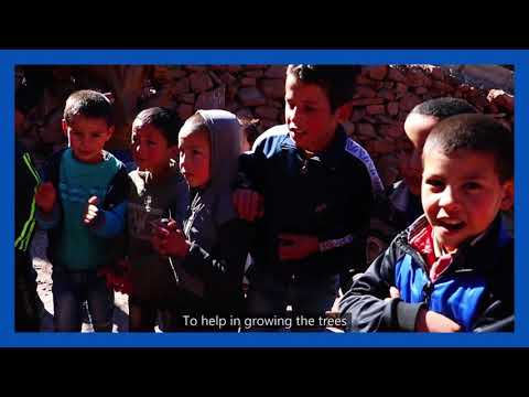 Reaching for a good environmental future in Morocco