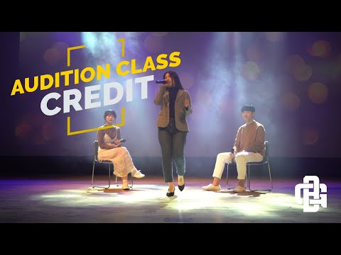 CREDIT || GB ACADEMY CONCERT vol.9 || AUDITION CLASS