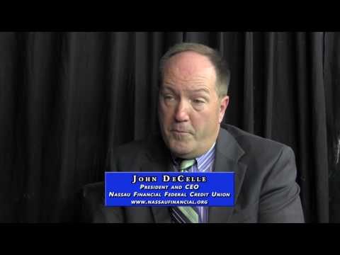 Interviews That Matter - John DeCelle, President, Nassau Federal Financial Credit Union