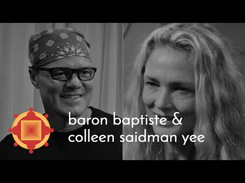 Beyond Asana, with Baron Baptiste