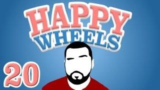 Happy Wheels w/ Danz Pt20 JAMES' BUTT