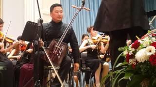 Хөгжмийн зохиолч МУСТА Ш.Өлзийбаяр Морин хуурын концерт#3 Морин хуурч МУСТА Шинэцог гэни