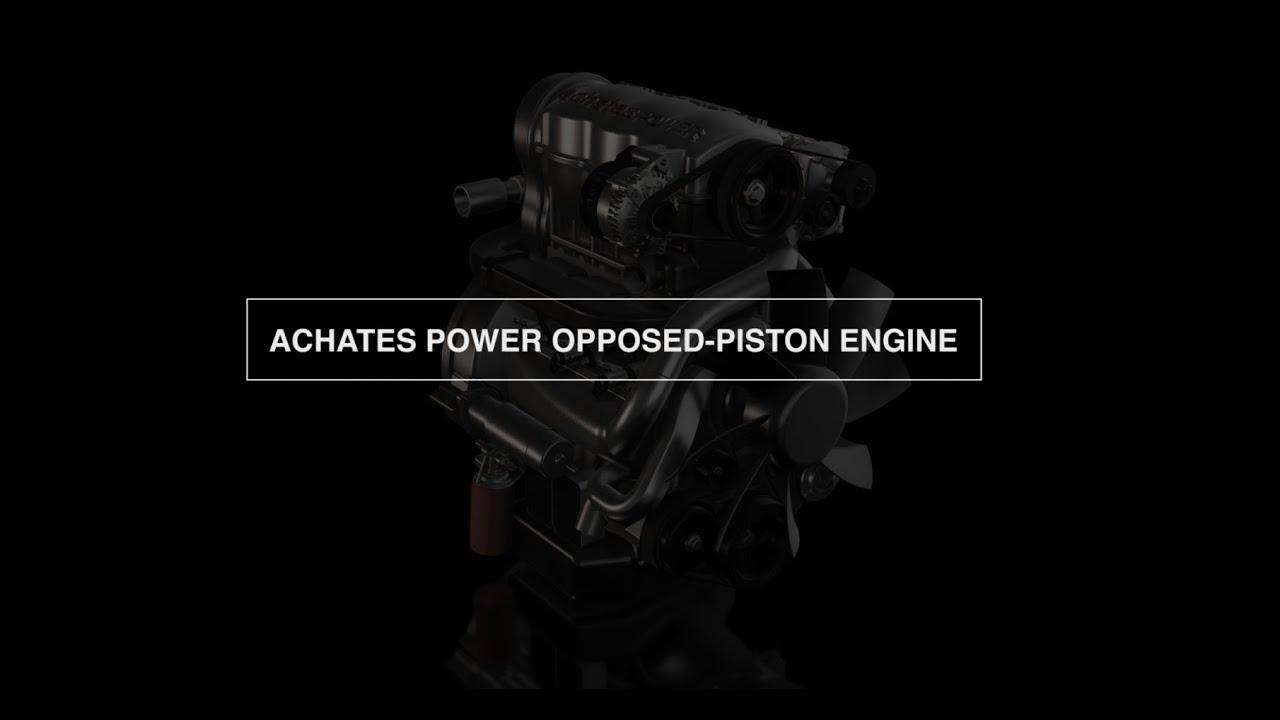Opposed-Piston - Achates