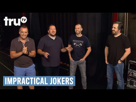 Impractical Jokers - Q: The Musical (Punishment) | truTV