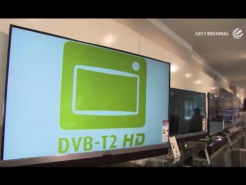 Umstellung Dvb T2