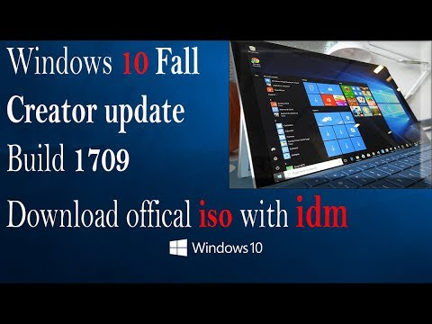 windows 10 msdn iso 1709