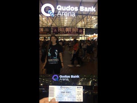 Shawn Mendes Illuminate World Tour @ Qudos Bank Arena, Sydney 01/12/2017