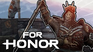 FOR HONOR - HIGH OCTANE GAMING MOMENTS!