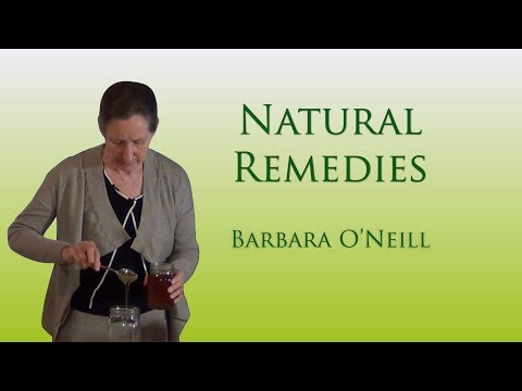 Natural Remedies - Barbara O'Neill