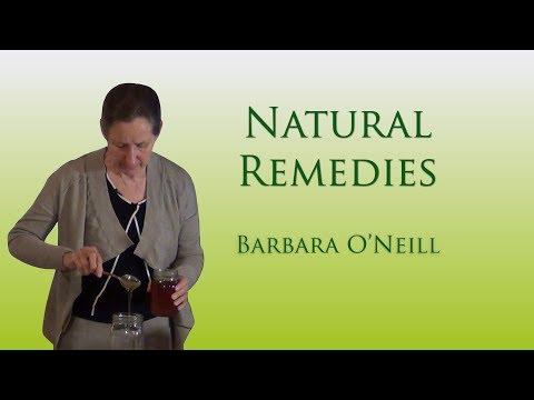 Natural Remedies - Barbara O'Neill