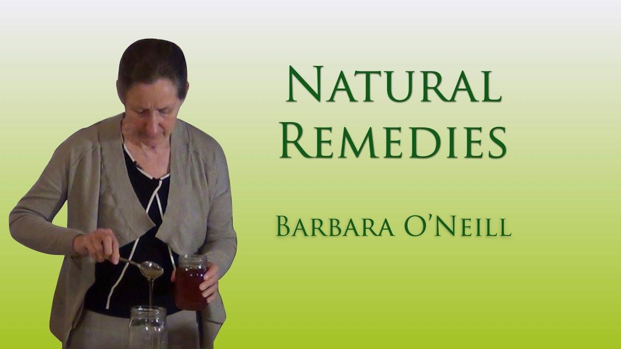 Natural Remedies Barbara O Neill Youtube
