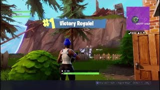MY FIRST VICTORY ROYALE!!! | Fortnite #3