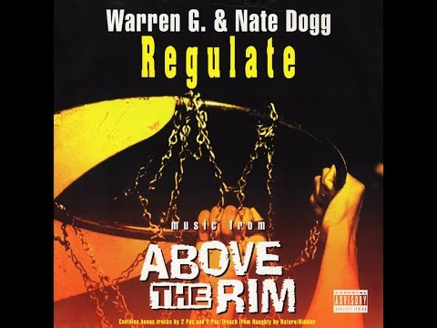 Warren G & Nate Dogg  - Regulate (Above The Rim) Maxi-Single / Full Download