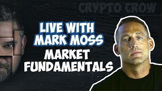 Hash War Over - Bitcoin To Rebound? Live with Mark Moss on Market Fundamentals 💪💯