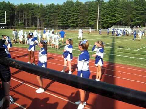 West Iredell Middle School Cheerleaders