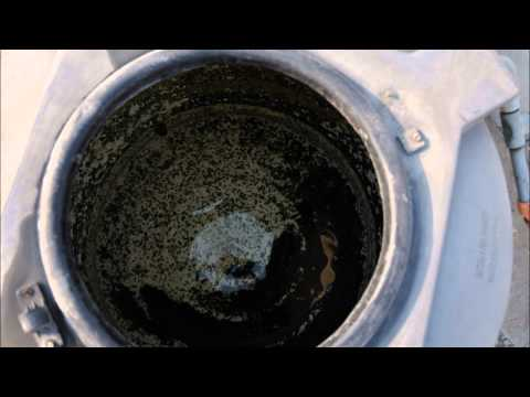 PVC Water Tank Cleaning by TANK KLEANERS