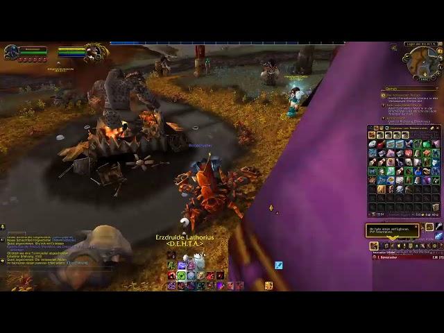 World of Warcraft Chillen am Mittwoch Abend mit Castor