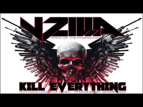 V-Zilla - Kill Everything Ft. Lawrence Arnell (Prod. Skammadix) [Official]