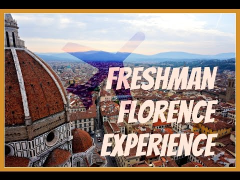 I LIVED - Freshman Florence Experience - Marist College 2013-2014