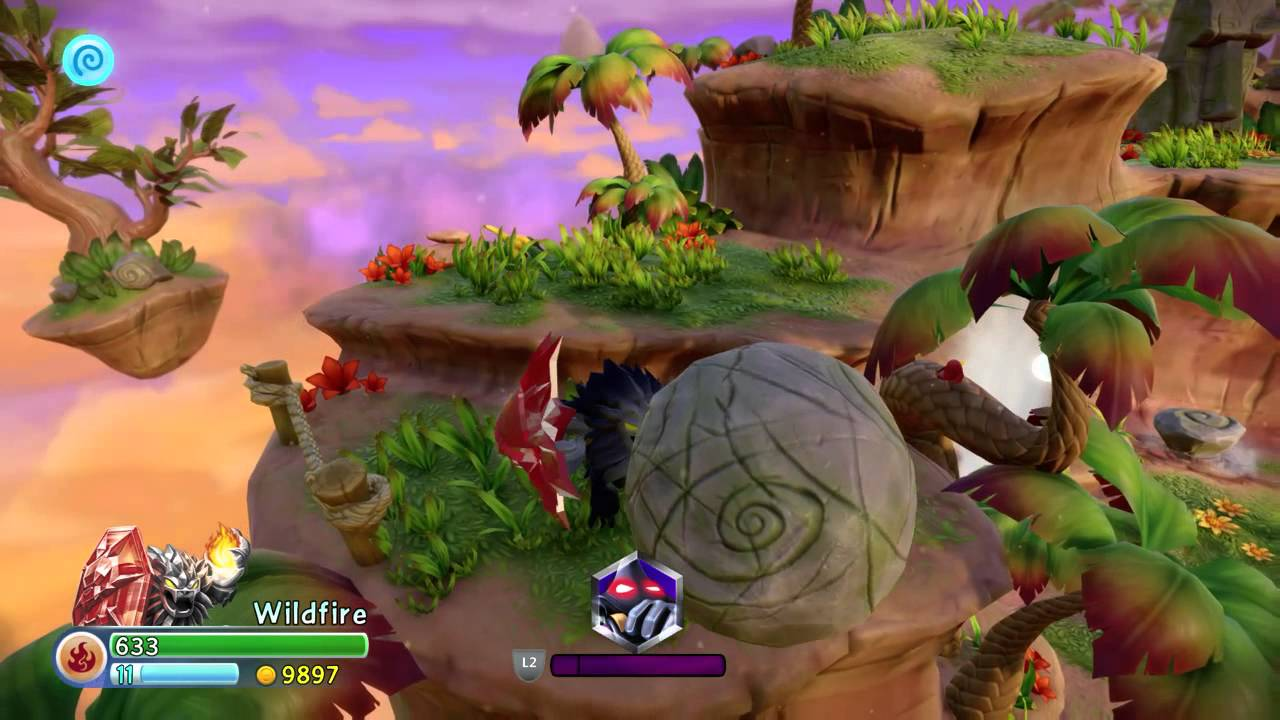 Skylanders Trap Team Hood Sickle Glitch Dark Door Chap 2 ...
