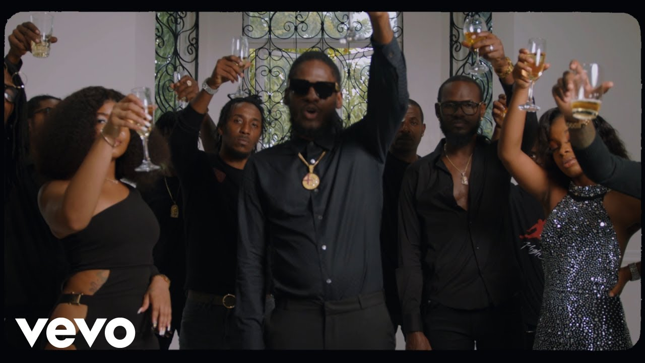 Download Aidonia - Look (Official Video)