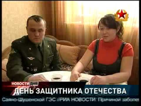 23 февраля в части в Наро Фоминске