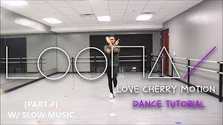 이달의 소녀-최리 (LOONA-CHOERRY) - LOVE CHERRY MOTION DANCE TUTORIAL