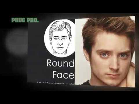CHỌN KIỂU TÓC NAM ĐẸP NHẤT CHO GƯƠNG MẶT TRÒN   PHUC PRO 2017   Tổng hợp các nội dung nói về tóc nam hợp với khuôn mặt dài đầy đủ