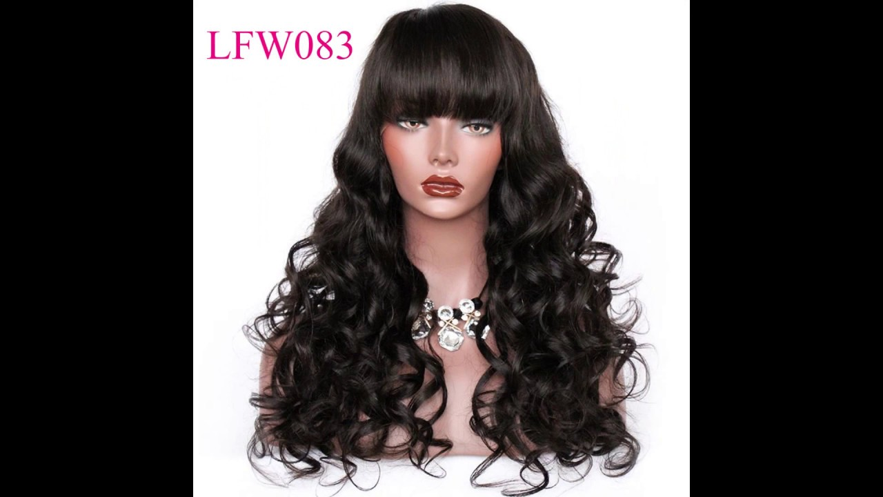 New Arrival! Kim Kardashian Inspired Lace Front Wigs with ...