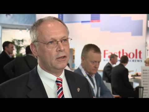 Ausstellerstimmen zur Fastener Fair Stuttgart 2015