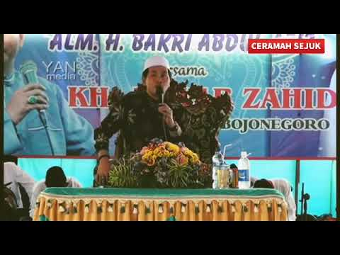 Ga Ketawa Kebangetan, Ceramah Kocak, KH Anwar Zahid Terbaru