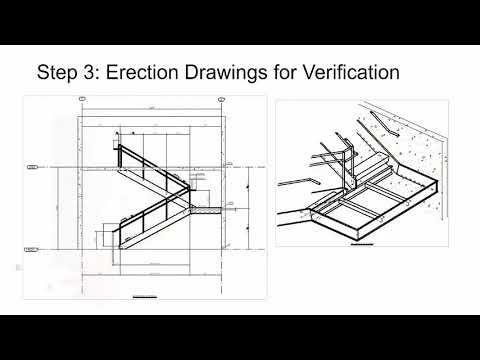 ARE11: Steel Stair Detailing