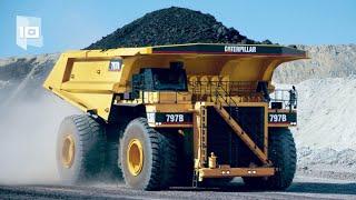 10 Biggest Mining Trucks in the World. (Dump Trucks)