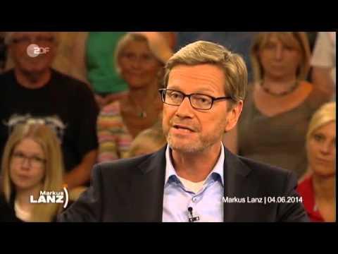Markus Lanz 12.11.2015 - Guido Westerwelle, Michael Mronz, Gesine Cukrowsk...