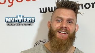 Emil Meek Post-Fight Cage 32 Interview