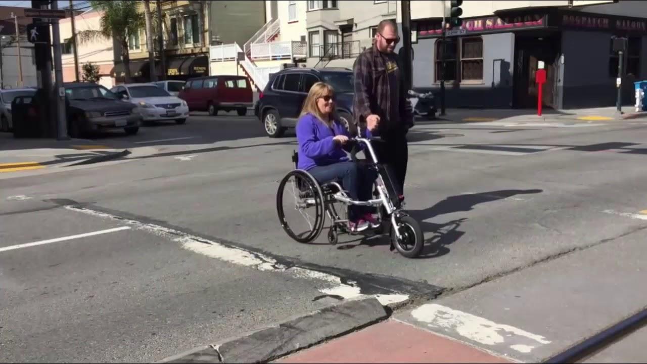 Firefly Wheelchair Attachment