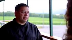 Orlando Rodriguez, Executive Chef at Veraisons Restaurant at the Inn at Glenora Wine Cellars