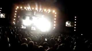 "Rammstein Download Festival England 2013 ""Du hast"""