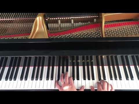 Somewhere Out There - James Ingram & Linda Ronstadt - Piano Cover